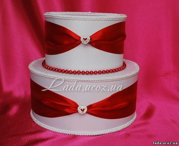Коробочка торт для денег своими руками 40